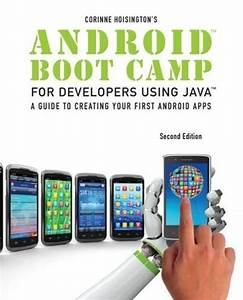 The Best Android Development Books For Beginners  2017