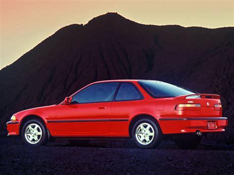 integra coupe 2nd generation integra acura