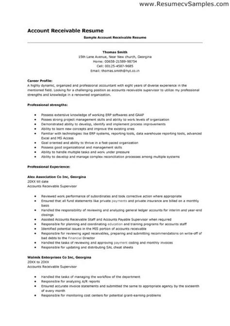 Accounts Receivable Resume Template  Resume Builder. Sample Management Specialist Resume Template. Template For 5 Paragraph Essay Template. Spreadsheet For Business Expenses. Time Warner Email Login Template. Simple Career Objective For Resume Template. Objective For A Teaching Resume Template. Religious Power Point Templates. Free Contractor Invoice Template