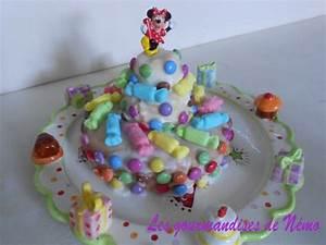 Gateau Anniversaire Petite Fille : anniversaire24 gateau anniversaire petite fille 3 ans ~ Melissatoandfro.com Idées de Décoration