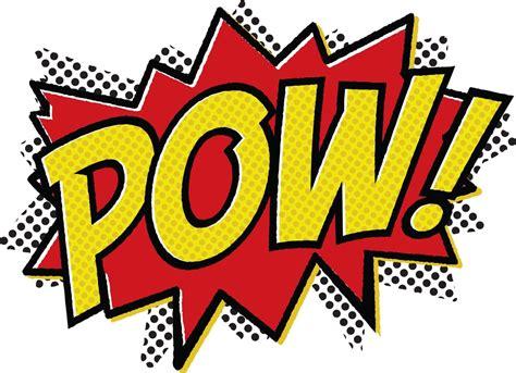 Boom! Crash! Pow! / Something Like A Comic Book