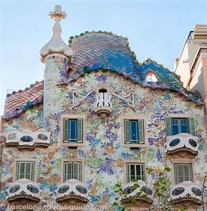 Gaudí's Casa Batlló - Barcelona Photo Gallery