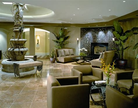 Eco Friendly And Luxury Lobby Interior Design Of Hotel