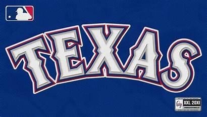Rangers Texas Wallpapers Desktop Baseball Theme Backgrounds