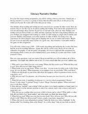 narrative essay assignment narrative essay assignment rubric  literacy narrative essay assignment example