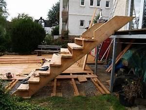 Terrasse Holz Bauen : terrasse treppe holz fo91 hitoiro ~ Michelbontemps.com Haus und Dekorationen