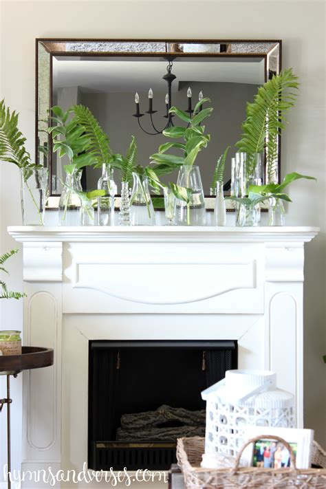 on trend botanical decor hymns and verses