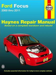 Ford Focus 2 0l  2 0l Spi  Zetec  2 3l Repair Manual 2000