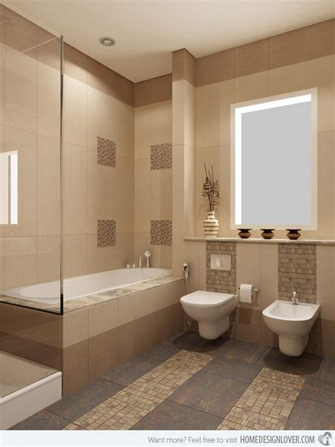 Bathroom Colors And Designs by 16 Beige And Bathroom Design Ideas My Beautiful