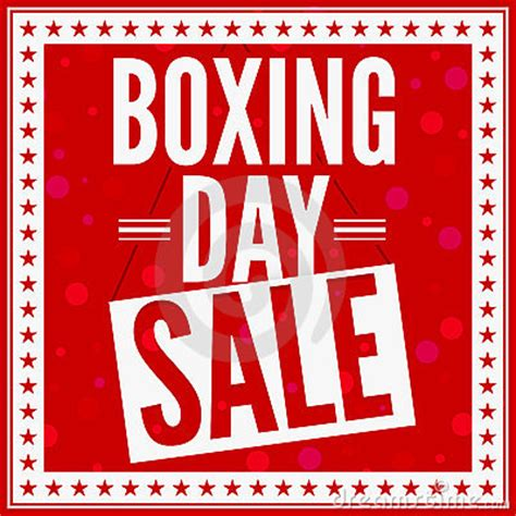 when is boxing day boxing day sales my tech guys