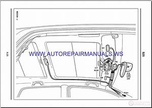 Renault Megane Ii X84 Nt8275 Disk Wiring Diagrams Manual 03