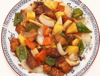 Chinese Main Dish Recipes