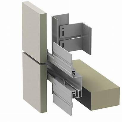System Alpha Vci Fiber Cement Ceramic Cladding