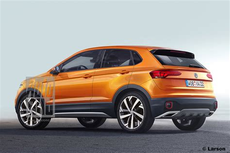 vw polo suv review redesign platform competition