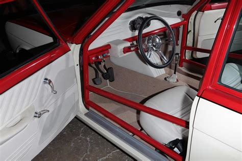 Datsun 510 Roll Cage by Metalworks Classic Auto Speed Shop Datsun 510 Rod