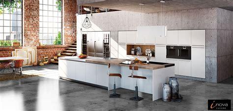 cuisines integrees la cuisine industrielle vue par cuisinity cuisinity