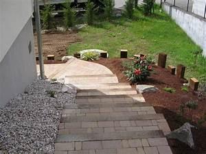 construire un escalier de jardin en bois idees de design With escalier jardin en pente 9 escalier de jardin mode demploi et conseils