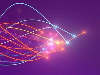 Fiber Optic Fibre Gifs Communication Giphy Optical