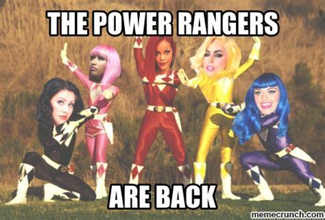 Power Rangers Meme Generator - the power rangers