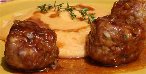 quoi cuisiner avec boulettes volaille et chair à saucisse au miel et au thym
