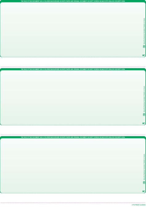 Blank Checks 3 On Page-1500 Blank Laser Checks 3 On Page - Blank Business Checks Lowest Price ...
