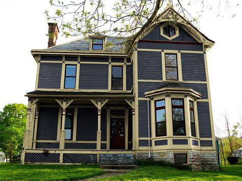 Victorian House Colors  New Exterior Paint Colors For