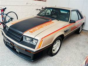 All Original 180 Miles 1979 Ford Mustang Indy 500 Pace Car 1 Owner 100% STOCK for sale - Ford ...