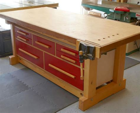 Kids' Workbench Plans  Woodworking Session