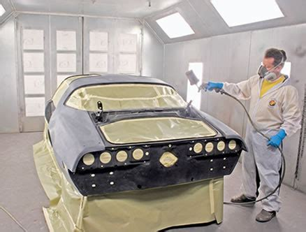 Spraypaintsecrets® How To Spray Paint Your Car Auto
