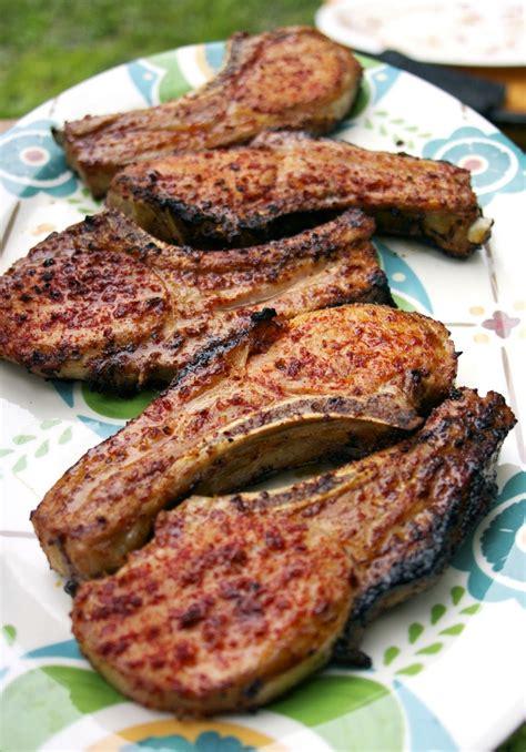 rub for pork pork chops with aleppo rub foodie friday simple living and eating pork chops with aleppo rub