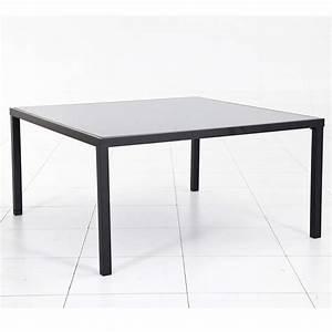 Best Table De Jardin Metal Rectangulaire Contemporary Amazing House ...