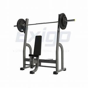 Appareil Musculation Maison : banc olympique muscu maison ~ Melissatoandfro.com Idées de Décoration
