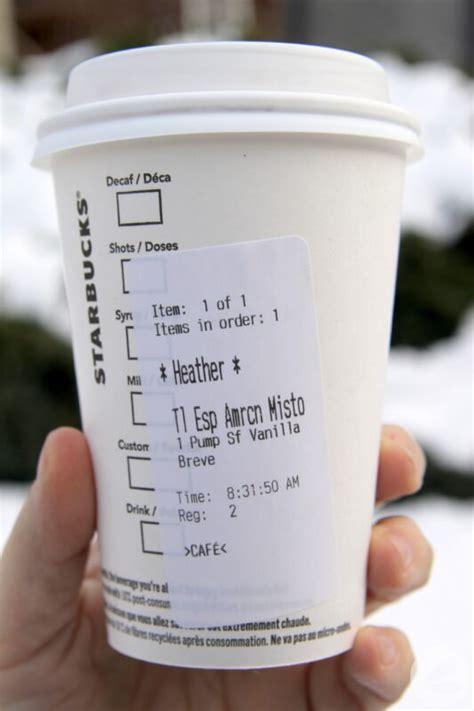 A standard caramel macchiato has espresso shots, vanilla syrup, steamed milk, and a sweet caramel drizzle. Starbucks Keto Coffee Order » Dragonfly Designs