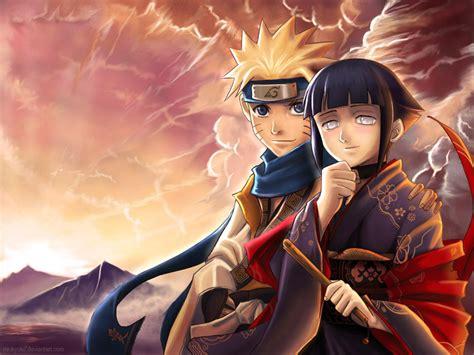 gambar naruto sasuke naruto  hinata wallpaper