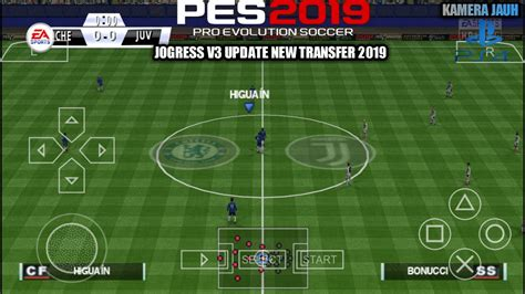 game pes jogress   ppsspp android