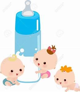 Cute Baby Bottle Vector | www.pixshark.com - Images ...