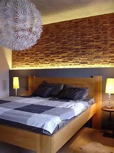 Bilder Für Schlafzimmer Wand : die besten 25 wand hinter bett ideen auf pinterest graue schlafzimmer w nde kleiderschrank ~ Sanjose-hotels-ca.com Haus und Dekorationen
