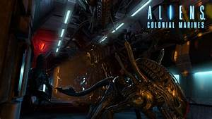 Aliens: Colonial Marines Full HD Wallpaper and Background ...