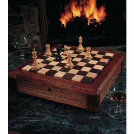 woodworkers journal classic chess board plan rockler