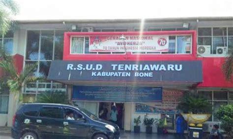 rumah sakit  bone provinsi sulawesi selatan lengkap