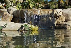 Wasserfall Für Pool : gartenteich im pool anlegen eine umweltfreundliche idee ~ Michelbontemps.com Haus und Dekorationen