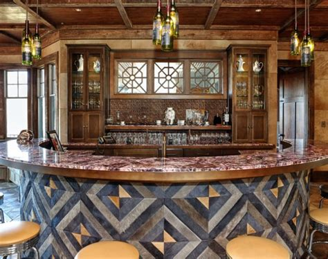 elegant home bar designs   house party