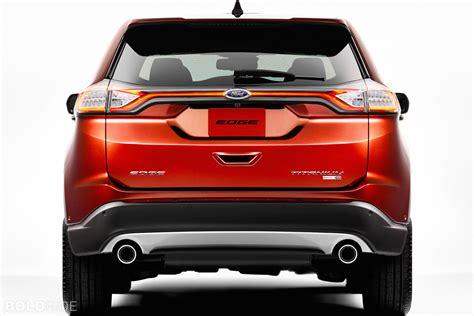 comparison ford edge sport   audi  suv