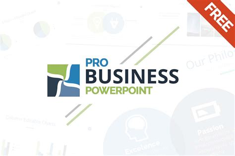 business powerpoint template  pptx