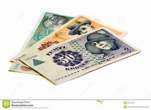 Danish Kroner (DKK) On White Stock Image - Image: 6747191