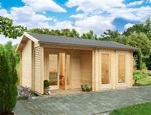 Haus Bausatz Holz : gartenhaus 560x410cm holzhaus bausatz doppelt r modern satteldach holz angebot ~ Sanjose-hotels-ca.com Haus und Dekorationen