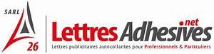 Lettres Adhésives Extérieur : stickers autocollants et lettrages adh sifs publicitaires sur mesure petits prix lettres ~ Farleysfitness.com Idées de Décoration