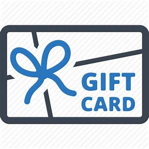 Ecommerce, gift card, present, ribbon, shopping icon ...