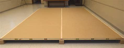 How To Make A Temporary Dance Floor Home Flooring Ideas