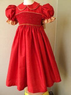 dress gavella made smocked dress for on smocked